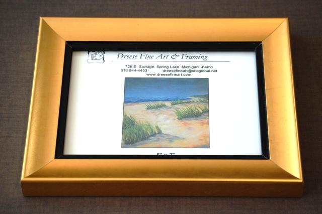 Custom Quality Frames for a BARGAIN price! – Dreese Fine Art & Framing