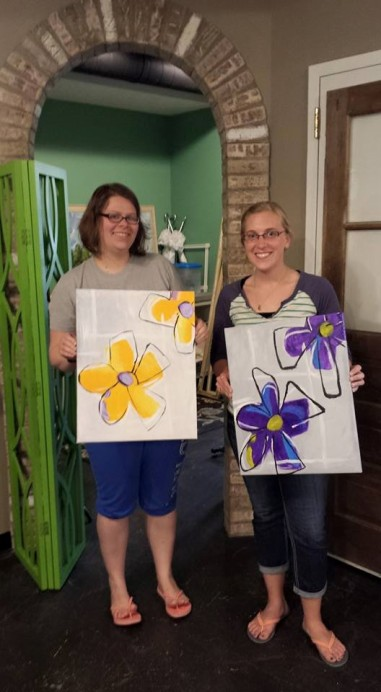 dreese-paint-class-at-flying-colorz-studio