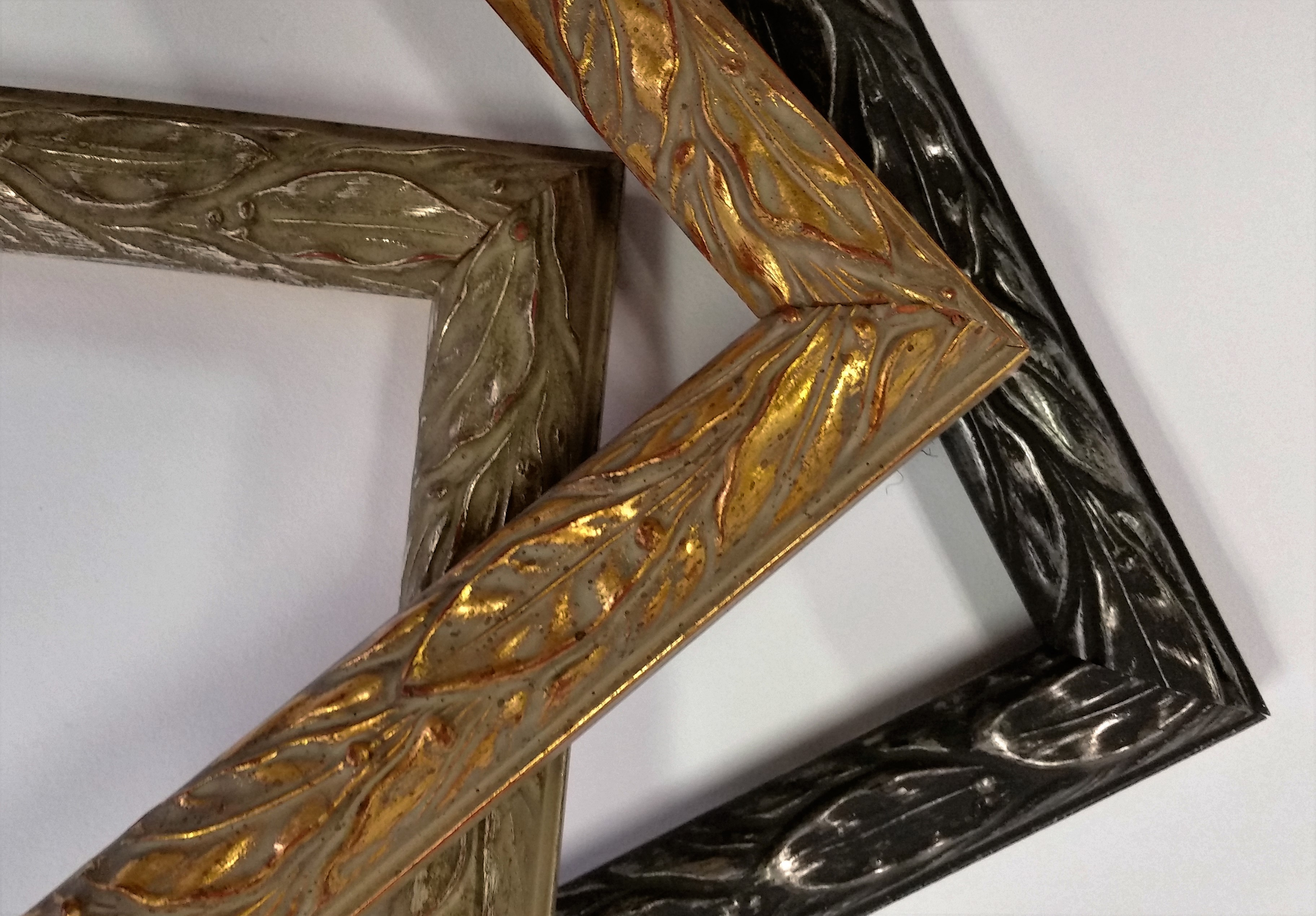 Picture Frames in all shapes and sizes from the studio. – Dreese ...