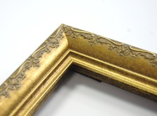 dreese picture frames ornate larson juhl gold 0002profile