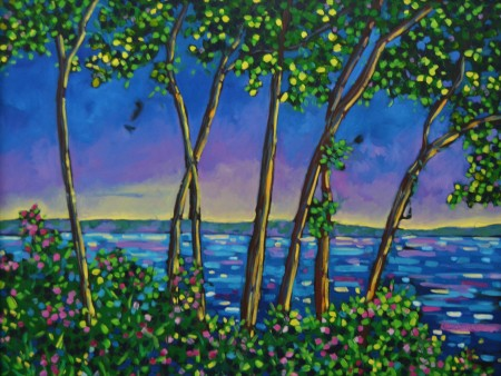Harbor Springs- Summer Sunset Series